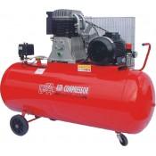 Kompresor olejowy dwutłokowy dwustopniowy 270 litrów GG900B