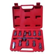 Klucze do korków oleju 12 części  HS-E1156