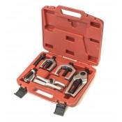 Ściągacz do drążka kierowniczego, przegubów kulowych i przekładni kierowniczych KB04340