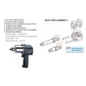 Klucz udarowy pneumatyczny 1/2  881Nm KT33411-050