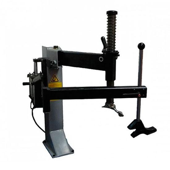 Ramię pomocnicze do montażownicy półautomatycznej CAM113/502